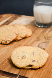 Chocolate Chip Cookies I Stock Photos