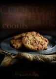 Chocolate Chip Cookies II Imagens de Stock Royalty Free