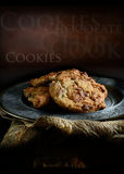 Chocolate Chip Cookies II Royalty Free Stock Images