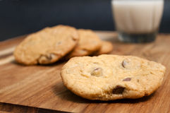 Chocolate Chip Cookies III Stock Image