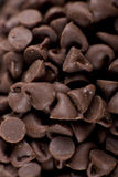 Chocolate Chips 2 Royalty Free Stock Photos