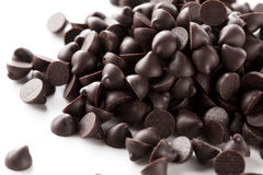 Chocolate chips Royalty Free Stock Photo