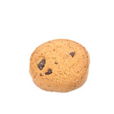 Chocolate chips cookie Royalty Free Stock Photos