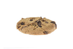 Chocolate Chips Cookie Stock Photo