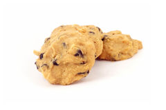 Chocolate chips cookie Royalty Free Stock Image