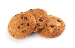 Chocolate Chips Cookies Royalty Free Stock Photography