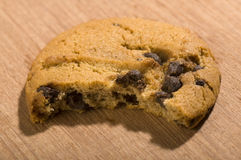 Chocolate Chips Cookies Royalty Free Stock Photos