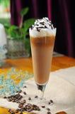 Chocolate chocolate milkshake Stock Photo