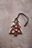 Chocolate  Christmas Tree Royalty Free Stock Photos