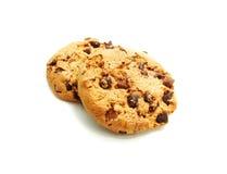 chocolate chunk cookies Стоковые Изображения