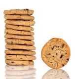 Chocolate Chunk Cookies Royalty Free Stock Photo