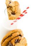 Chocolate chunk cookies Stock Photography