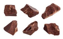 Free Chocolate Chunks Stock Image - 138859411