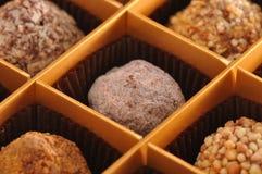Chocolate clasificado Fotografía de archivo libre de regalías