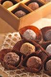 Chocolate clasificado Imágenes de archivo libres de regalías
