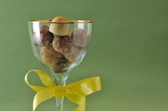 Chocolate clasificado Fotos de archivo libres de regalías