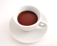 Chocolate coffee Stock Images