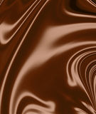 Chocolate Or Coffee Swirls Stock Images