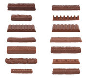 Chocolate Collection I Royalty Free Stock Photos