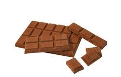 Chocolate con leche fotos de archivo libres de regalías