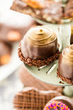 Chocolate Confectionery Stock Image