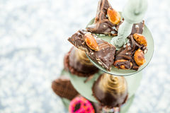 Chocolate Confectionery Royalty Free Stock Photography