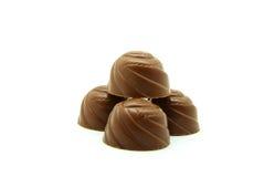 Chocolate confetti Royalty Free Stock Photo