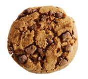 Chocolate cookie Royalty Free Stock Photos