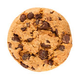 Chocolate cookie royalty free stock images