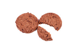 Chocolate cookie Royalty Free Stock Image