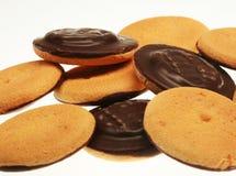 Free Chocolate Cookies Royalty Free Stock Photos - 13942968