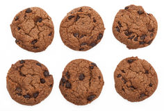 Chocolate Cookies Stock Photos