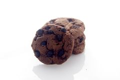 Chocolate Cookies Stock Image