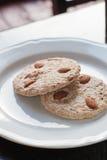 chocolate cookies three Στοκ Φωτογραφία