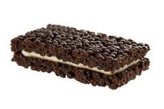 Chocolate corny bar Stock Image