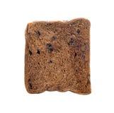 Chocolate cortado del pan Fotos de archivo libres de regalías