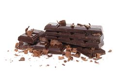 Chocolate Cravings Royalty Free Stock Images