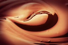 Chocolate cream Royalty Free Stock Photo