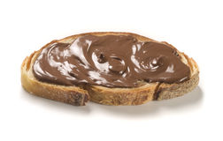 Chocolate cream Stock Photo