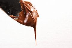 Chocolate cream Royalty Free Stock Images