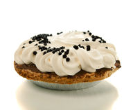 Chocolate Cream Pie Stock Image