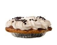 Chocolate Cream Pie Royalty Free Stock Photos