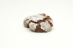 Chocolate crinkles Royalty Free Stock Photography