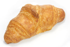 Chocolate Croissant Stock Images