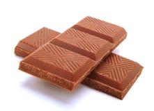 Chocolate cross Stock Photos