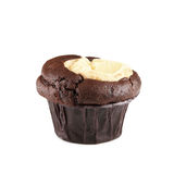 Chocolate cup cake Royalty Free Stock Image