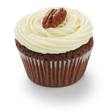 Chocolate cupcake Stock Photography