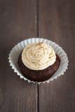 Chocolate cupcake Royalty Free Stock Photography