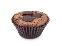 Chocolate Cupcake with Chocolate Sprinkles. Stock Photography