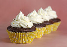 Free Chocolate Cupcakes Stock Images - 54480734
